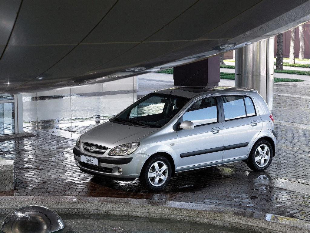 Hyundai Getz I