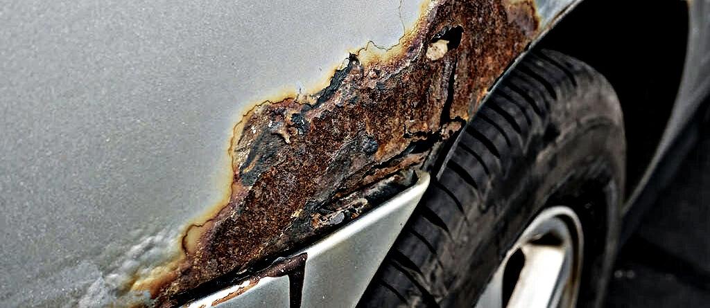Как правильно оцинковать ржавчину на автомобиле