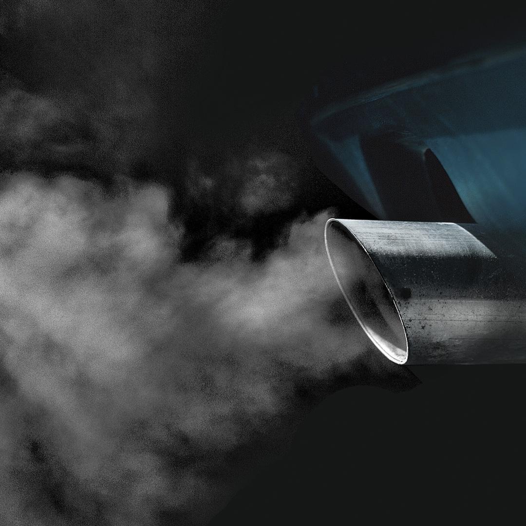 Как убрать появление белого дыма