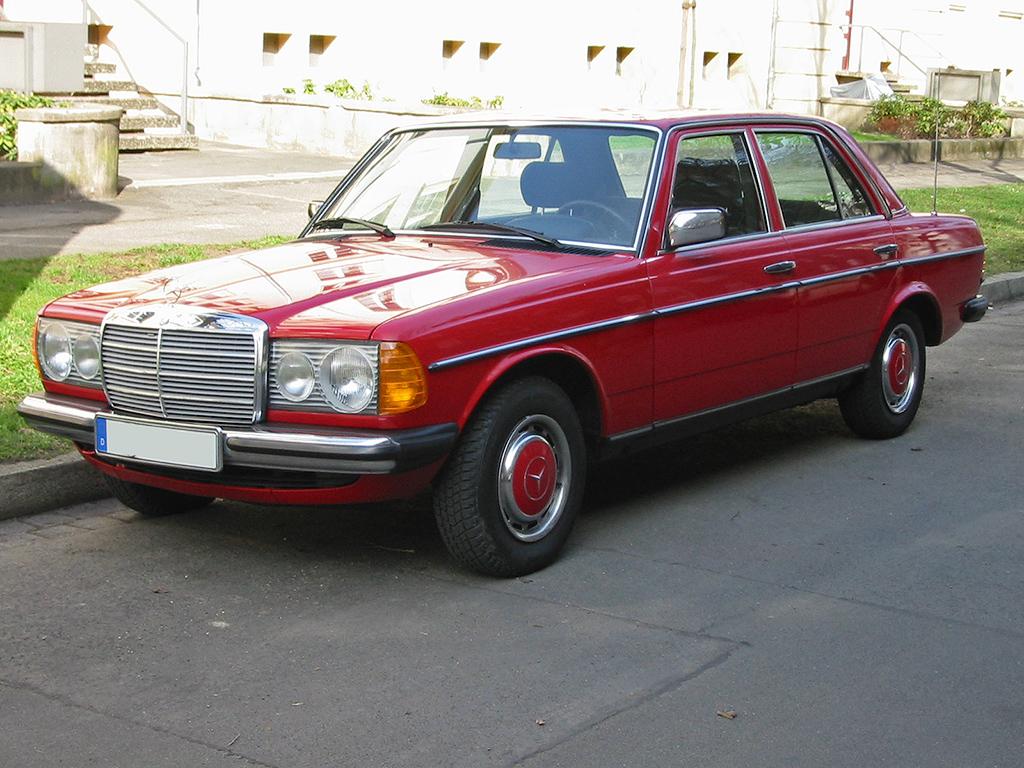 Mercedes-Benz W123280
