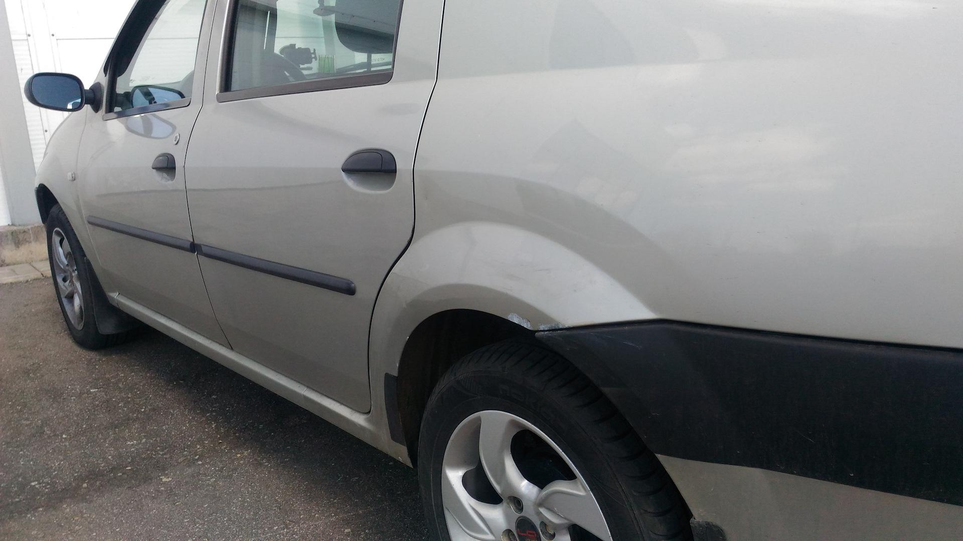 Оцинкованный кузов автомобиля