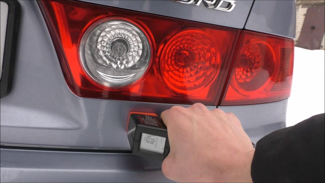 Оценка лкп на кузове авто
