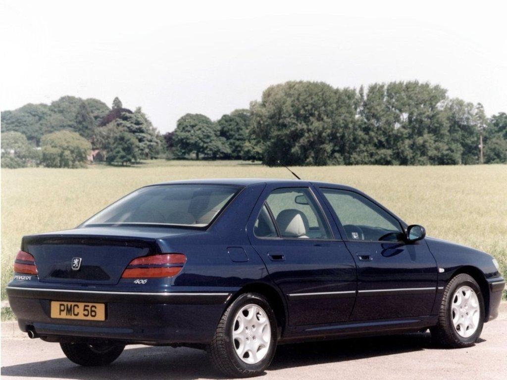 Peugeot 406 I Рестайлинг