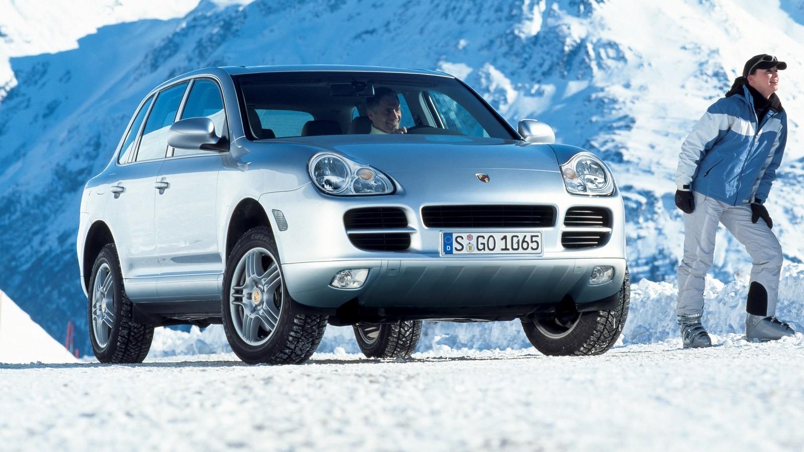 Porsche Cayenne 955