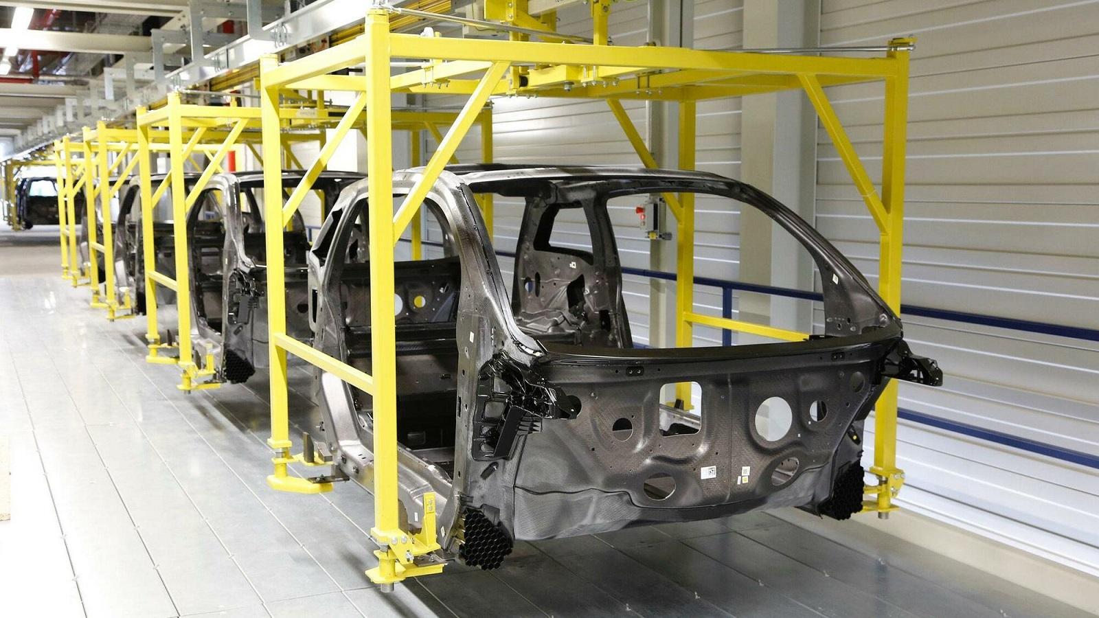 Производство кузовов автомобилей