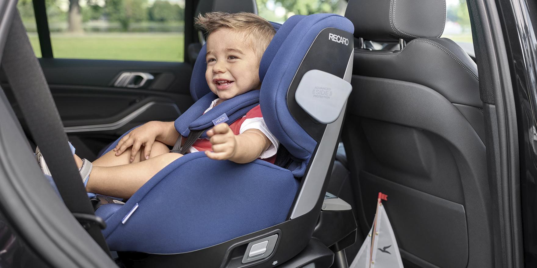 Самое безопасное место в авто