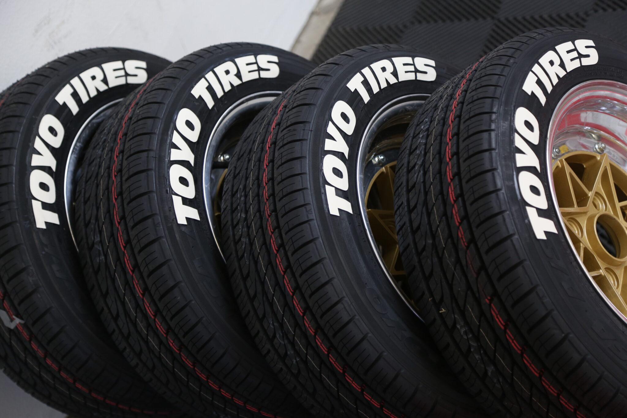 Шины Toyo Tires