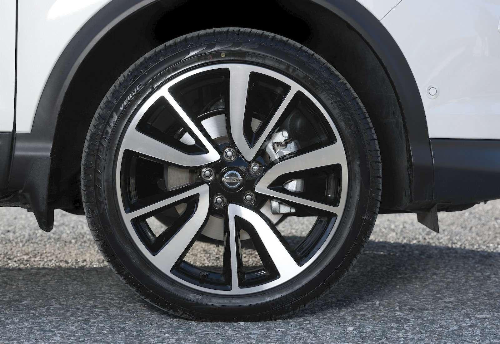 Тест автомобильных шин