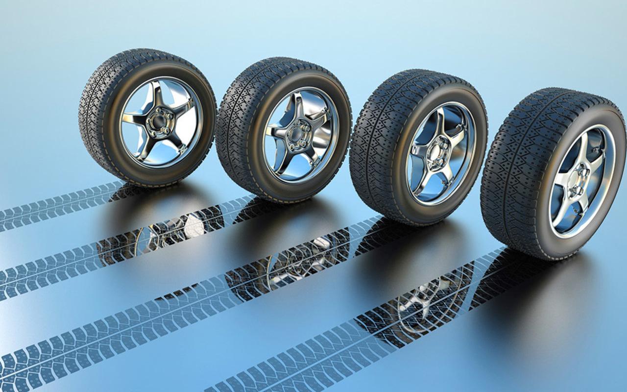 Типы автомобильных шин