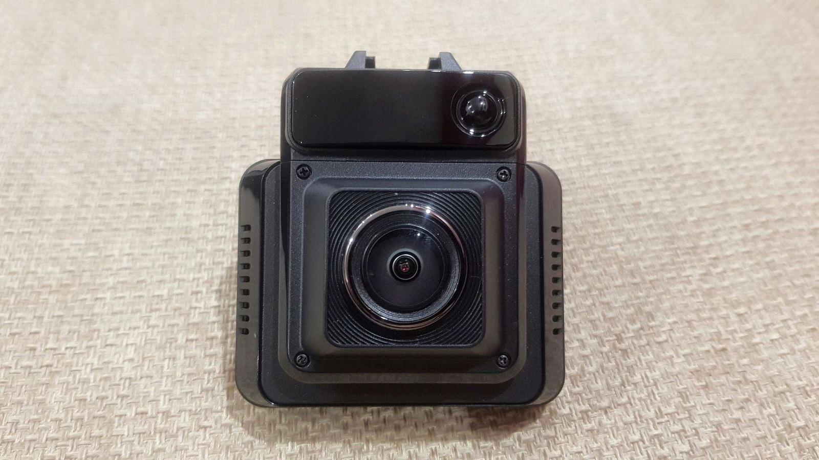 Видеорегистратор для автомобиля Slimtec Dual S2L