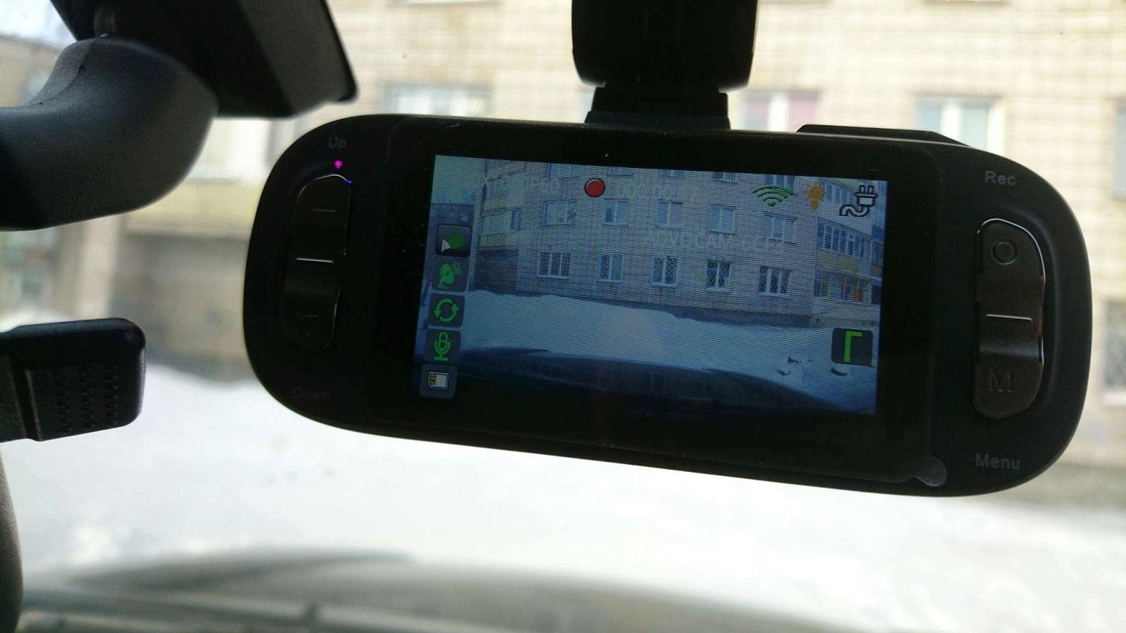 Видеорегистратор с двойной камерой VIPER X-Drive Wi-FI Duo