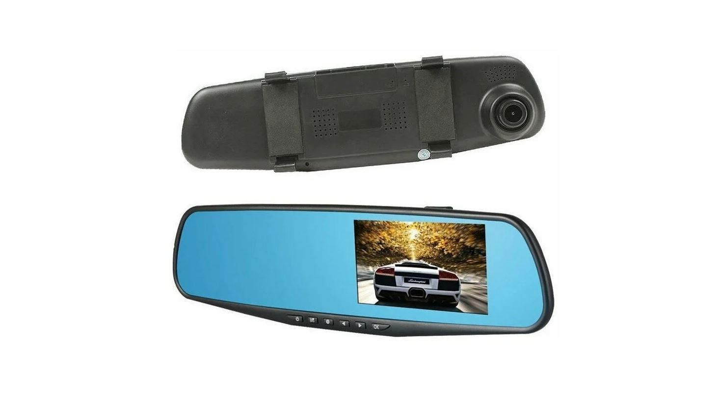 Зеркало видеорегистратор FULL HD