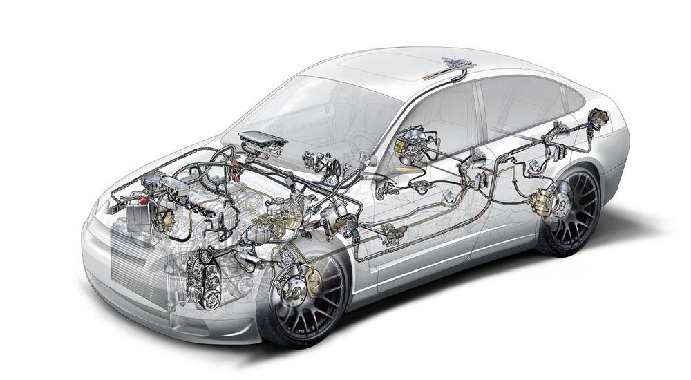 электрооборудования автомобилей