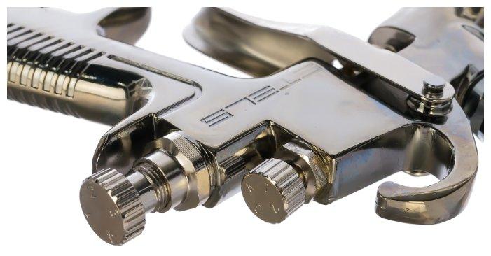 Краскопульт пневматический Stels AG 950 LVLP 57367