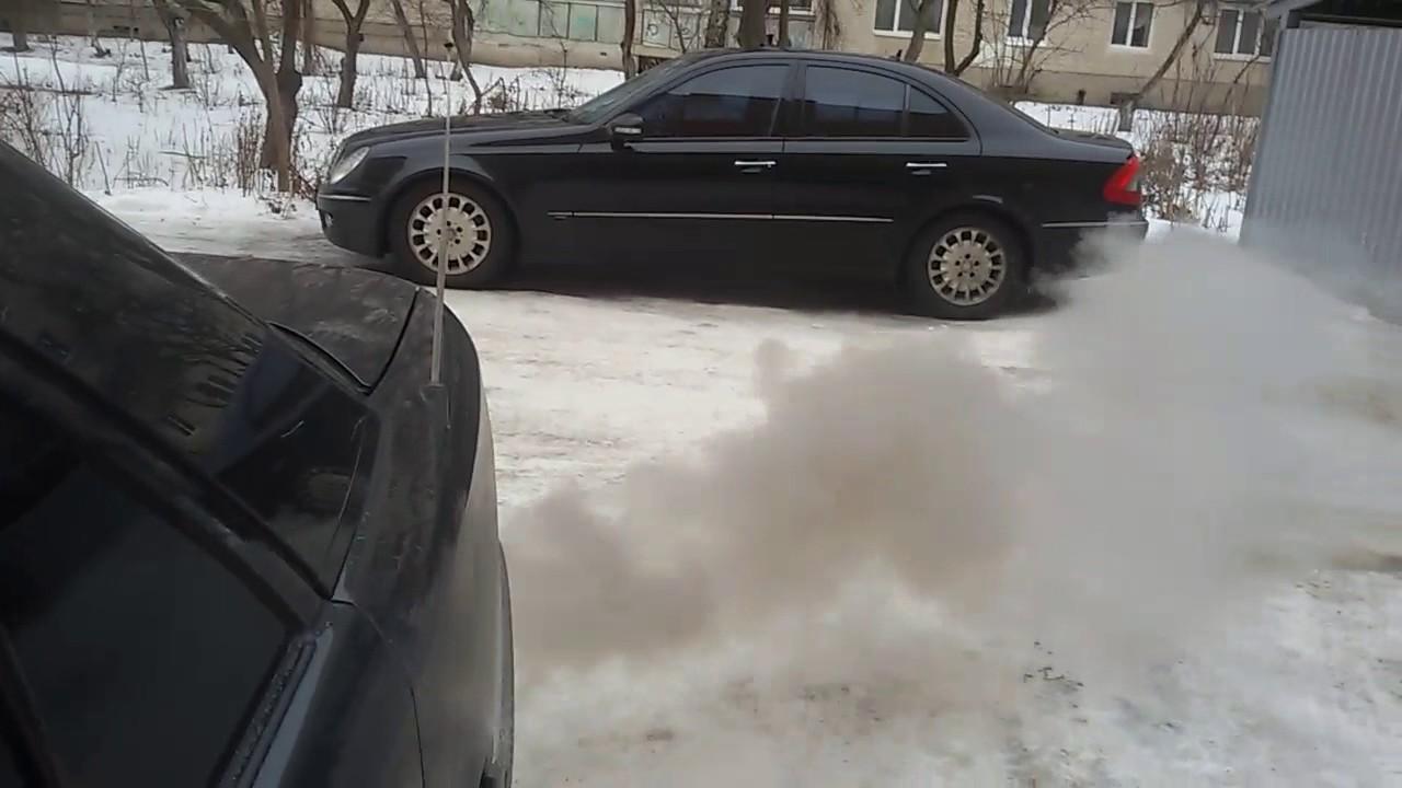 Scania черный дым из выхлопа